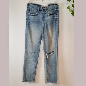 AYR High Waisted Ciggy Jeans Size 25